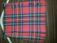 KILT AUTHENTIC FROM SCOTLAND