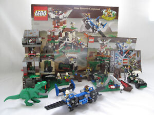 LEGO Adventurers Vintage/Classic 5987 - Dino Research Compound