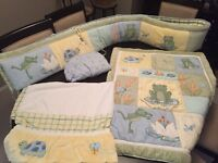 Bed clothing for Baby Crib