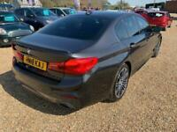 2018 BMW 5 Series 2.0L 530E M SPORT 4d AUTO 249 BHP Saloon Automatic