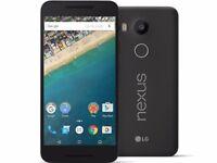 Lg Google Nexus 5X Brand New