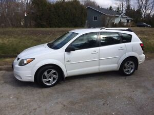 2003 Pontiac Vibe - certified and etested