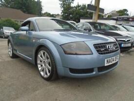 2004 04 AUDI TT 1.8 QUATTRO 3D 177 BHP