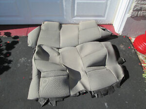 Mustang Upholstered Seats