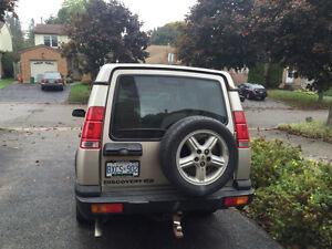 2000 Land Rover Discovery Kitchener / Waterloo Kitchener Area image 3