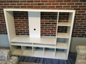 IKEA White  Lappland TV and Entertainment Unit