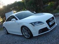 Audi TT Coupe 2.0T FSI Tronic 2011MY S Line