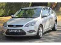 Ford Focus 1.6 ( 100ps ) auto 2009.5MY Zetec 3dr ***AUTOMATIC***
