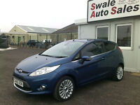 2010 FORD FIESTA TITANIUM 1.4L ONLY 18,754 MILES, FULL SERVICE HISTORY