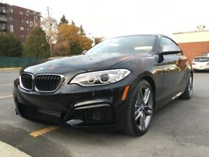 2016 BMW M235i xdrive fully loaded