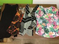 Size 10 and M clothes bundle