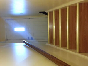 2 bedroom basement with seperate entrance for rent from July 1st