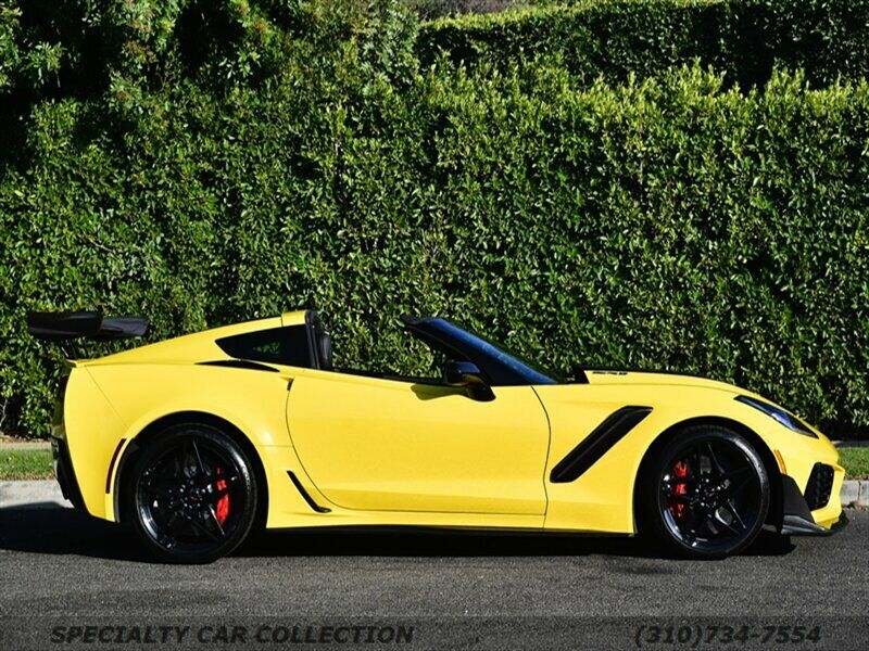 Image 12 Voiture American used Chevrolet Corvette 2019