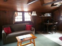 Extended Stay Cabin/ $39.00/Night