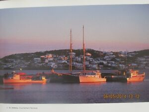 ONE HUNDRED OUTPORTS by Ben Hansen (Signed) St. John's Newfoundland image 7