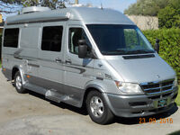Pleasure-Way Plateau TS 2006 - Classe B Sprinter Diesel 2.7l