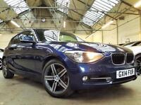 2014 BMW 1 Series 2.0 120d Sport Sports Hatch 3dr (start/stop)