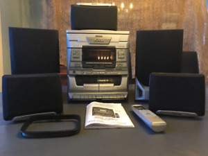 Hi Fi Home Stereo System