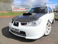 2007 Subaru Impreza 2.5 WRX STI Type UK - Rare Model - KMT Cars