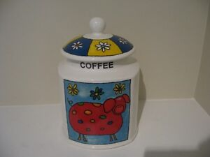 Coffee Cannister - Arthur Wood - NEW Edmonton Edmonton Area image 2