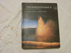 Thermodynamics: An Engineering Approach, 4th edition
