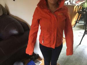 Bench jacket-spring/fall small