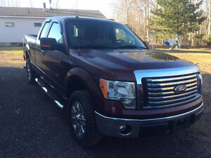 2010 Ford F-150 XTR ext. cab.$ 15000.00