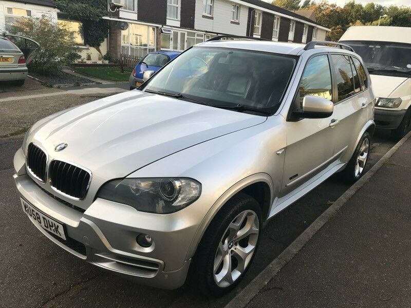 BMW X5 3.0d 2008 fsh p/x possible, sensible offers considered quick sale!
