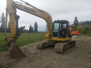 PC 138 uslc excavator