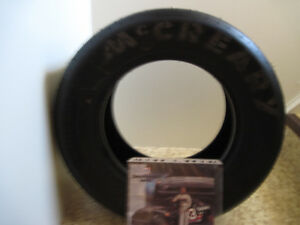 New McCreary Racing Tire from Dan Shirtliff Stock Car