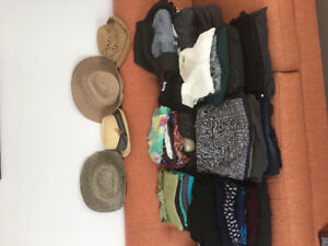 Huge lot of Ladies clothing sizes L-2xx lightly worn