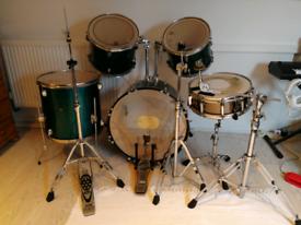 FREE 5 Piece Drum Kit