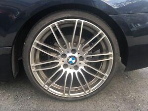 BMW Style 269 - 19 inch Pirelli P Zero Tires