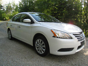 2014 Nissan Sentra - 1 Owner Lease Return - $56/wk