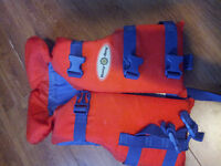 Kids Life Jacket - Size 20-30 lbs