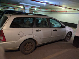 2004 Ford Focus Station Wagon (ZTW)