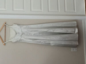 Prom/grad/wedding dress - $250