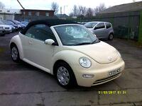 Volkswagen Beetle 1.6 2005MY