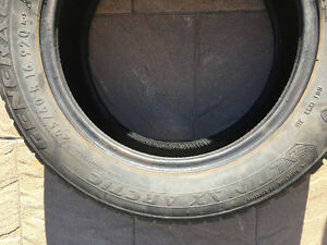 FOUR ALTIMAX WINTER TIRES IN GOOD CONDITION (NORTH LONDON) London Ontario image 3