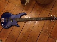 Ibanez bass guitar