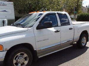 2005 Dodge Ram 3500 Laramie Diesel Pickup Truck
