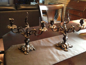 gothic vintage candle holder's London Ontario image 2