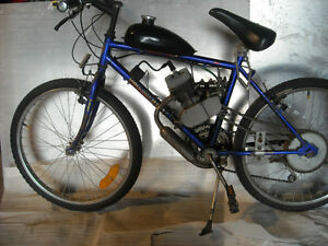 WANT MOTORIZED BIKE OR MOPED