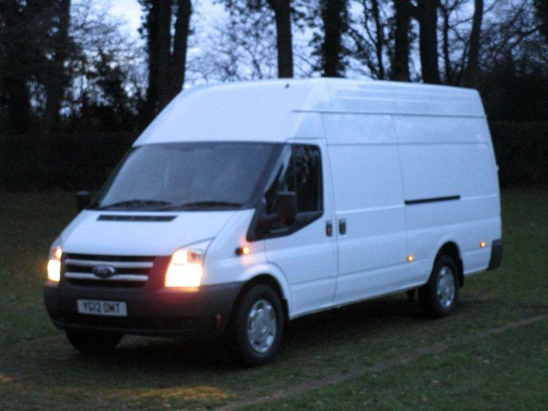 better watch store 2012 Ford Transit 350 HIGH ROOF, EXTRA LONG, JUMBO | in Caerphilly | Gumtree