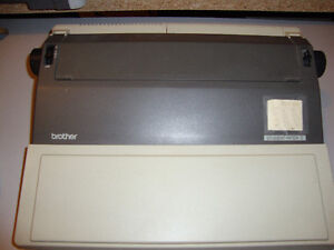 Brother AX 12 Electric Typewritter