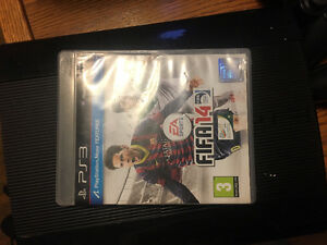 ps 3 with 4 game cds London Ontario image 2