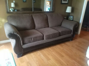 Excellent condition Sofa AND Loveseat