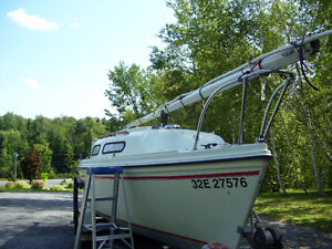 Great Trailable Sailboat Gatineau Ottawa / Gatineau Area image 3
