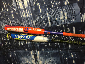 Worth softball bat NEW AND HOT