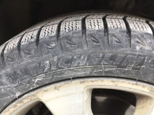 Michelin X-Ice 205/50R17 93T Winter Tires